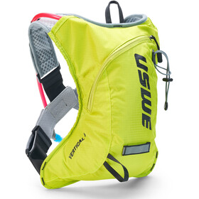USWE Vertical 4 Plus Hydration Backpacks crazy yellow